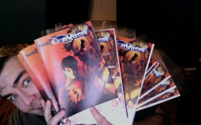 Conquest Issue #2 available